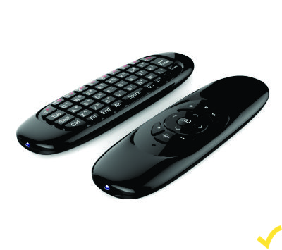Air Mouse C120 Remote For Android & Smart Tv