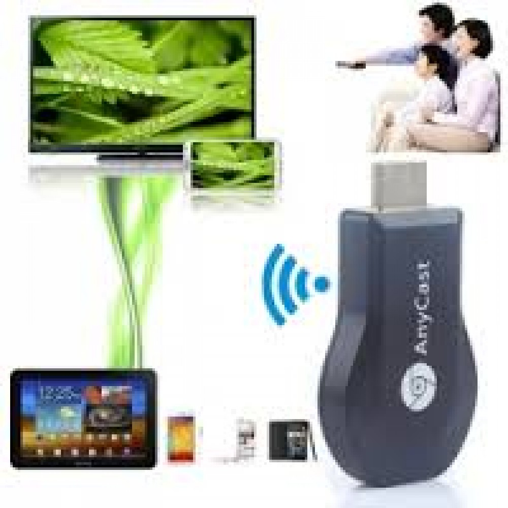 ANY CAST HDMI WiFi DONGLE M2 PLUS Full HD View 1080P price in pakistan