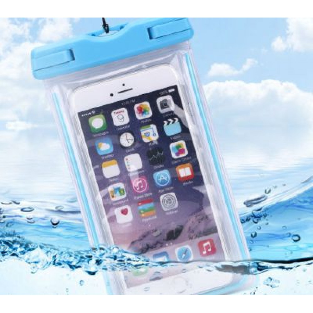 Waterproof Transparent Cover For Mobiles