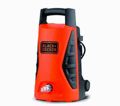 Black + Decker High Pressure Washer PW1300TD
