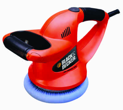 Black+Decker Single Speed Car Polisher - Kp600