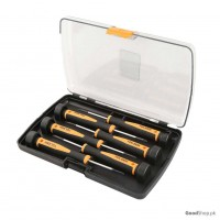 Tolsen 6 Pieces Precision Screwdriver Set 20030