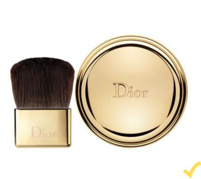 Dior Golden Shock Illuminating Face Powder