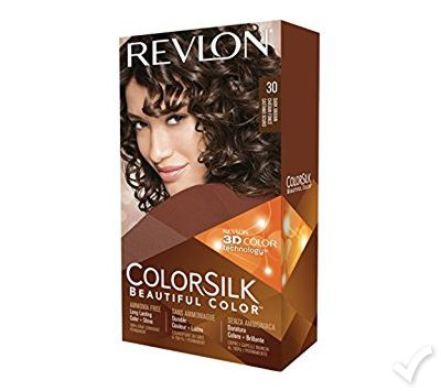 Revlon Color Silk - Dark Brown Hair Color # 30