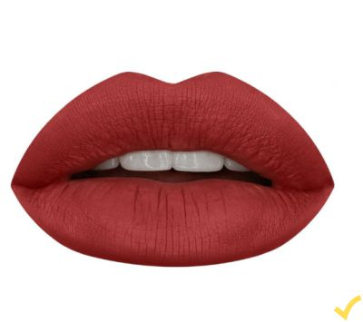 Huda Beauty Liquid Lipstick Matte – Cheerleader