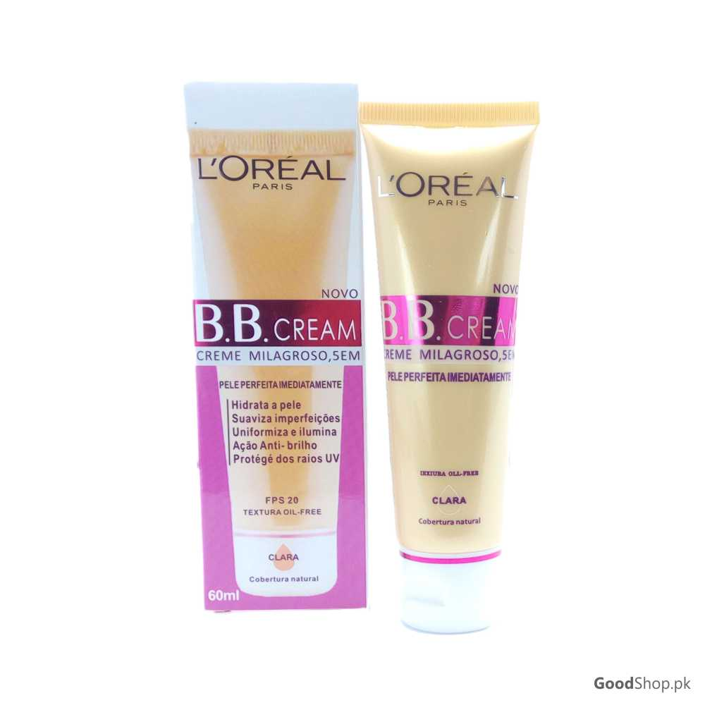 loreal bb cream with sun burn protection. Black Bedroom Furniture Sets. Home Design Ideas
