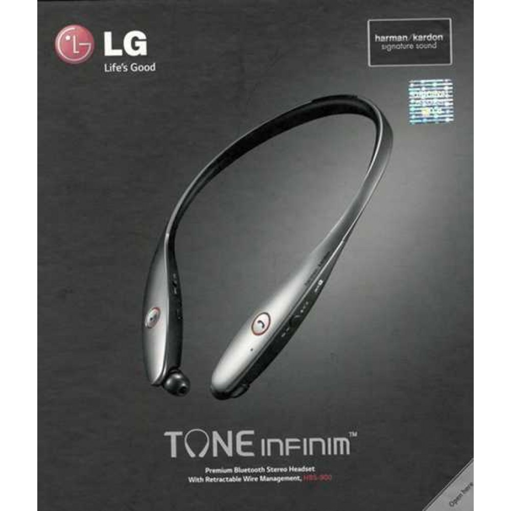Lg Tone Infinim Bluetooth Handsfree Online Shopping In Pakistan