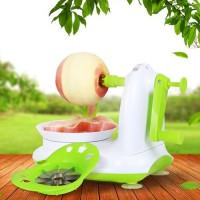Apple Peeler Manual Machine With Apple Slicer