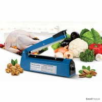 "Lobster 8"" Impulse Plastic Sealer Machine"