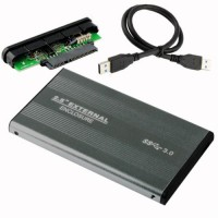 Hard Disk Case Usb 2.0 For 2.5 & 3.5 Inches