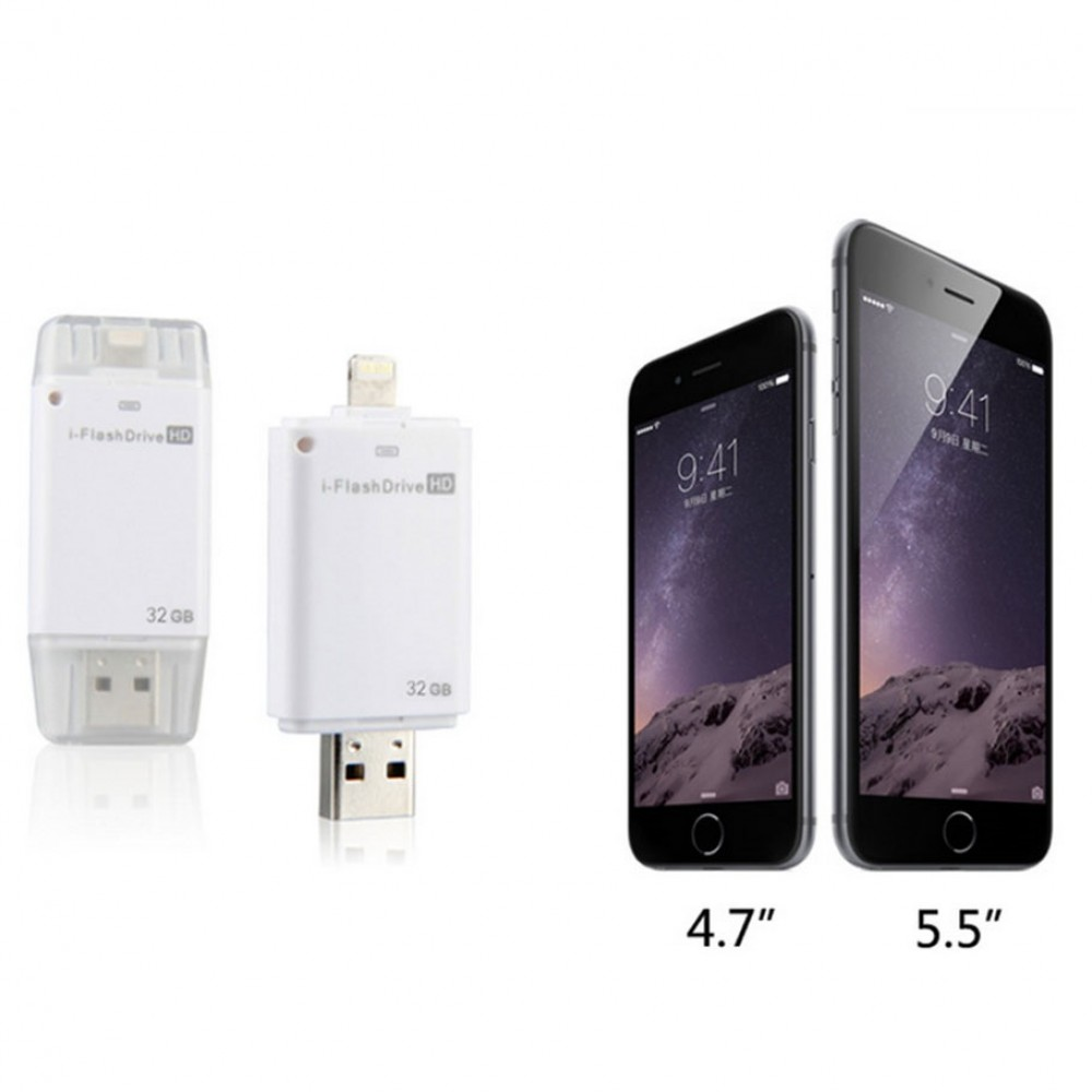 iflash drive iphone iflash usb drive and otg for iphone 5 amp 6 shop in 10800
