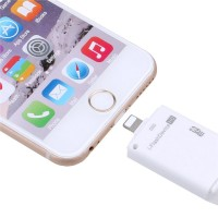 Iflash Usb Otg Drive For Iphones 16,32 Gb