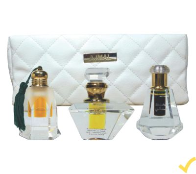 Ajmal Exclusive Attar Gift Set