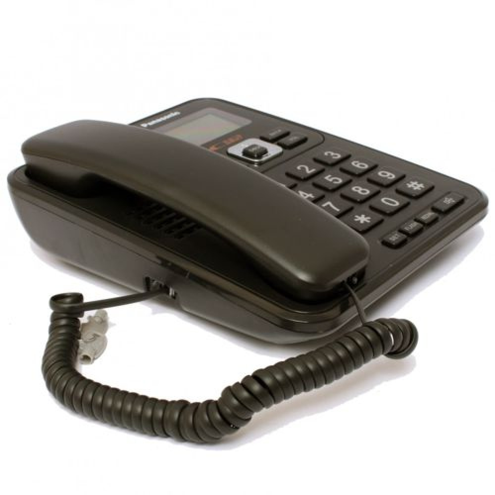 Panasonic Landline Corded PTCL Phone Set with CLI Price Pakistan 716b88bd51