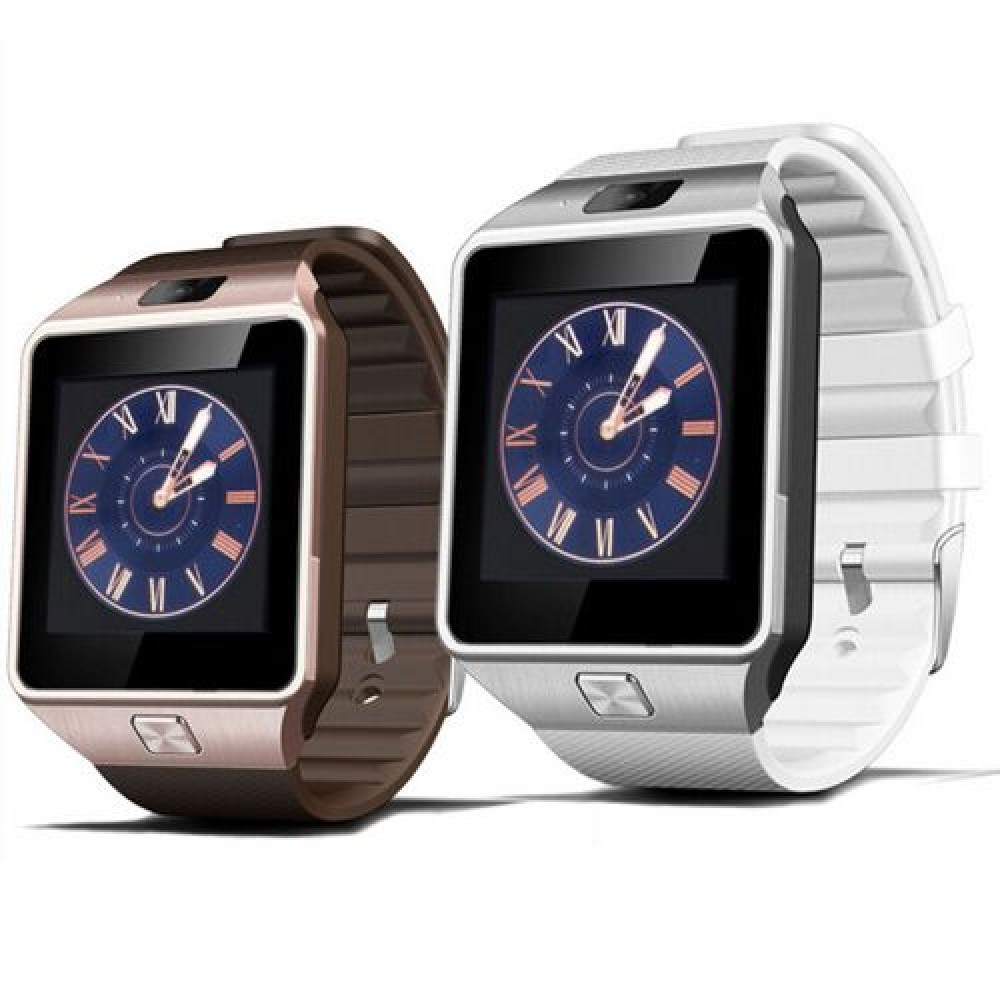 Smart Gsm Android Watch Dz09 Sim Card Support